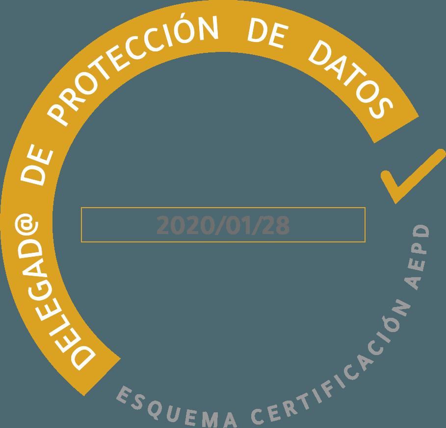 Marca de la Agencia Española de Protección de Datos